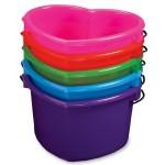 heart bucket