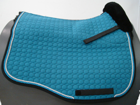 Mattes Custom Quilted Euro-Fit Pad